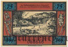 Ольдендорф (Oldendorf), 75 пфеннингов