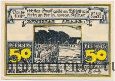 Граль (Graal), 50 пфеннингов 1922 года