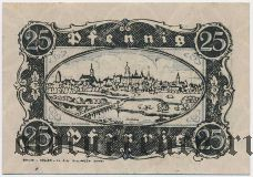 Диллинген (Dillingen), 25 пфеннингов 1920 года