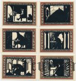 Росла (Rossla), 6 нотгельдов 1921 года