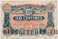 Франция, Angouleme, 50 сантимов 1920 года