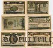 Гернроде (Gernrode), 6 нотгельдов 1921 года