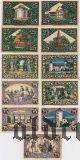 Райнсберг (Rheinsberg), 11 нотгельдов 1922 года