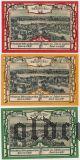 Ортелсбург/Щитно (Ortelsburg), 3 нотгельда 1920 года