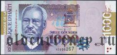 Гаити, 1000 гурдов 2004 года