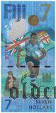 Фиджи, 7 долларов 2016 года