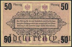 Германия, Chemnitz, 50 пфеннингов