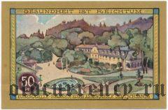 Бад Кудова (Bad Kudowa), 50 пфеннингов (1921) года