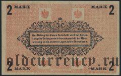 Германия, Chemnitz, 2 марки