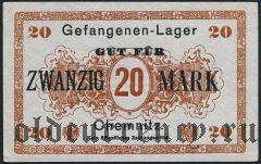 Германия, Chemnitz, 20 марок