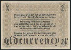 Германия, Köln-RH, 2 марки 1918 года