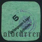 Германия, Scholven, 5 пфеннингов