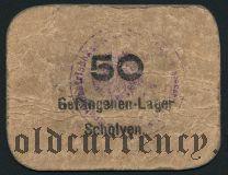 Германия, Scholven, 50 пфеннингов