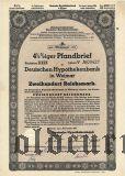 Deutsche Hypothekenbank in Weimar, 200 reichsmark 1938