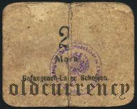 Германия, Scholven, 2 марки