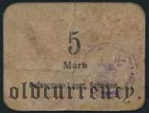 Германия, Scholven, 5 марок