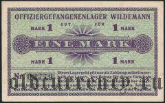 Германия, Wildemann, 1 марка