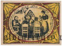 Штедезанд (Stedesand), 50 пфеннингов 1920 года