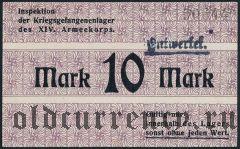 Германия, Karlsruhe, 10 марок