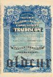 """Бельгийское Конго, """"TRAIDISCOM"""", 250 франков 1929 года"""