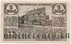 Нихайм (Nieheim), 1 марка 1921 года