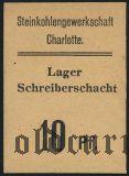 Германия, Czernitz, (Schreiberschacht), 10 пфеннингов