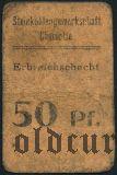 Германия, Czernitz, (Erbreichschacht), 50 пфеннингов