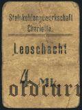 Германия, Czernitz, (Leoschacht), 4 марки