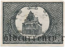 Вестерланд (Westerland), 50 пфеннингов 1919 года