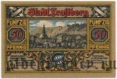 Тростберг (Trostberg), 50 пфеннингов 1920 года