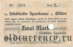 Виттен (Witten), 5.000.000 марок 1923 года