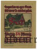 Прис-Фридрихсорт (Pries-Friedrichsort), 50 пфеннингов 1922 года