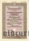 Braunschweig-Hannoverschen Hypothekenbank, 4% 1000 reichsmark 1941