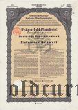 Deutsche Hypothekenbank, Meiningen, 1000 goldmark 1927