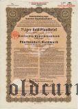 Deutsche Hypothekenbank, Meiningen, 500 goldmark 1930