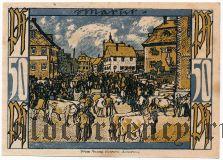 Оберлинд (Oberlind), 50 пфеннингов 1921 года