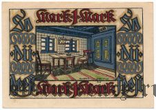 Нордорф (Norddorf), 1 марка 1921 года