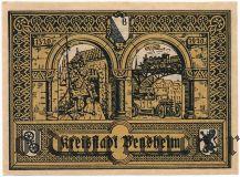 Бенсхайм (Bensheim), 50 пфеннингов 1920 года