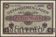Германия, Cassel, 10 марок