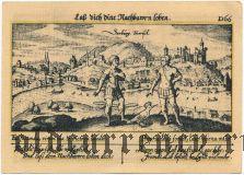 Саарбург (Saarburg), 50 пфеннингов