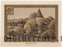 Ольпе (Olpe), 50 пфеннингов. Вар. 2