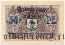 Буттштедт (Buttstädt), 50 пфеннингов 1917 года
