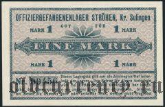 Германия, Ströhen Kr. Sulingen, 1 марка