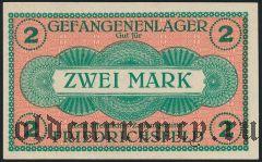 Германия, Friedrichsfeld, 2 марки