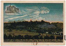Орламюнде (Orlamünde), 50 пфеннингов 1921 года