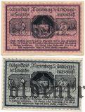 Мариенберг (Marienberg), 2 нотгельда 1917 года