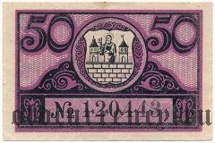 Райхенбах-им-Фогтланд (Reichenbach i. V.), 50 пфеннингов
