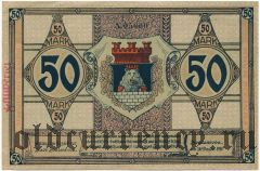 Цойленрода (Zeulenroda), 50 марок 1918 года