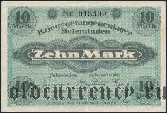Германия, Holzminden, 10 марок 1916 года