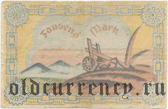 Биденкопф (Biedenkopf), 1000 марок 1922 года